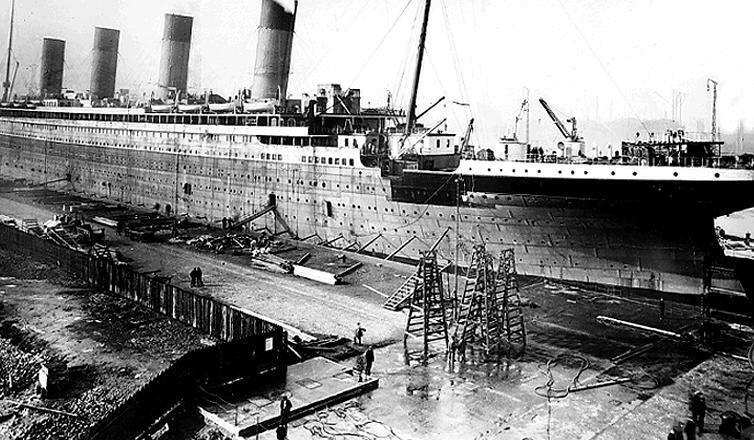 Construction rms titanic 6973563 754 440